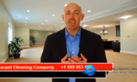Carpet Cleaner Live Actor Video