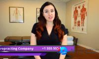 Chiropractor Live Actress Video