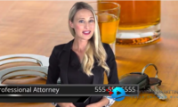 DUI Attorney Actress Video