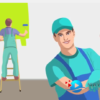 House Painter Whiteboard Video