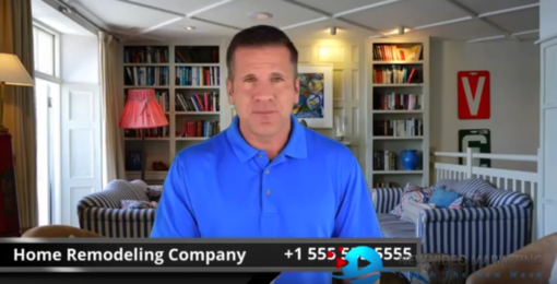 House Remodeling Actor Video