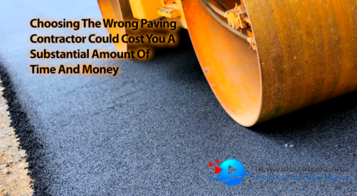 Paving Contractor Video
