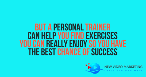 Personal Trainer Kinetic Video