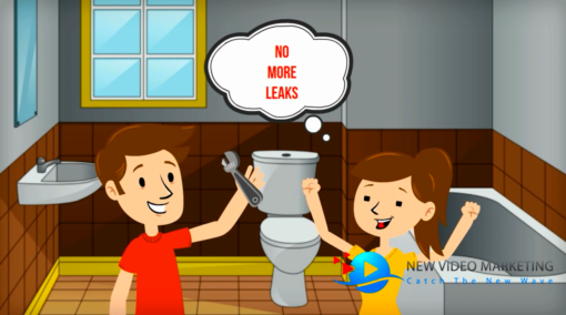 Plumber Animated Video