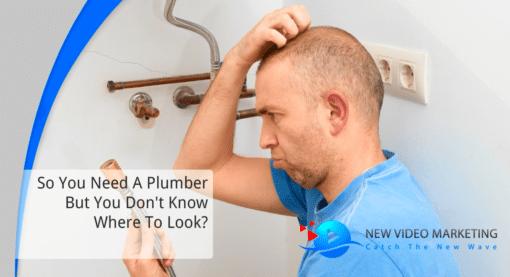 Plumber Explainer Video 3