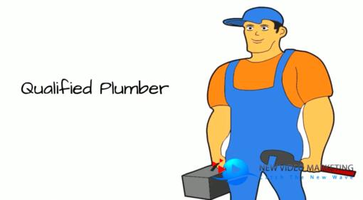 Plumbing Contractor Whiteboard 2