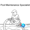 Pool Maintenance Whiteboard