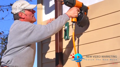 Siding Contractor Video