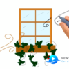 Window Cleaner Whiteboard 2