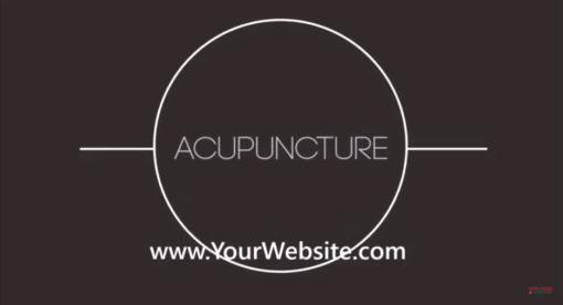 acupuncture video marketing