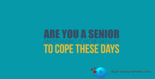 aged care video template