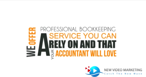 bookkeeper video marketing