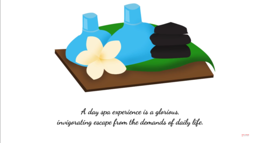day spa video