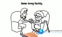 senior living video template
