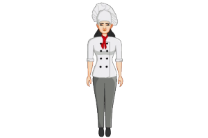 2d website avatar chef