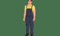2d website avatar dan