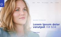 Professional Agency Website