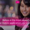 professional App website