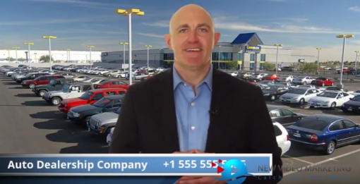 Auto Dealership Live Actor