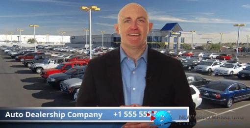 Auto Dealership Live Actor