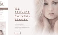 Professional Beauty Website