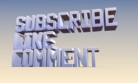 Subscribe Outro Video