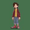 3D Teenager Virtual Avatar