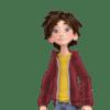 3D Teenager Video Avatar
