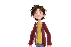 3D Teenager Video Avatar