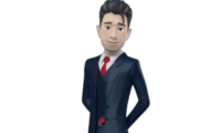3D Male Virtual Video