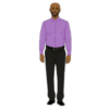 2D Website Avatar Black Man