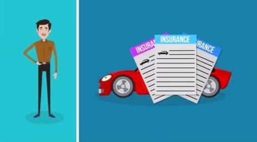 auto insurance animated video