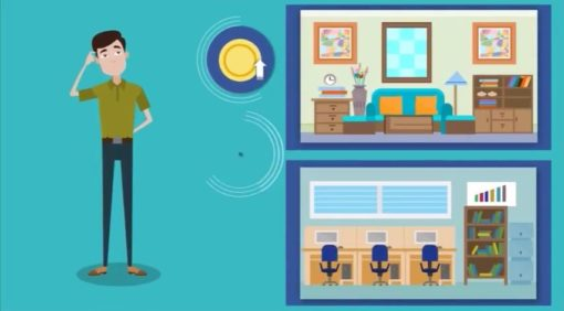 moving company animated video