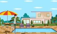 pool maintenance animated video