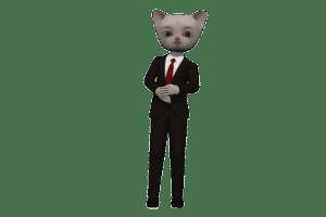 3D Website Animated Cartoon