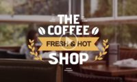 Personalized Coffee Shop Commercial