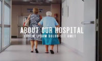 hospital commercial