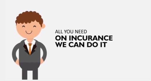 insurance man animated