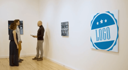 art pub gallery logo