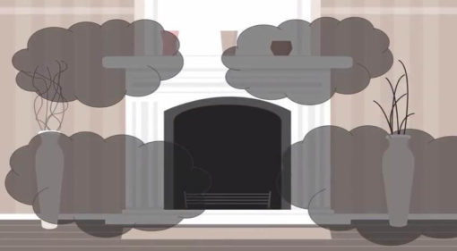 chemney replacement animated