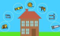 home handyman animated