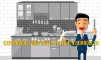 kitchen remodeler animated