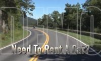 car rental spokesperson commercial