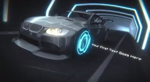 automotive intro logo