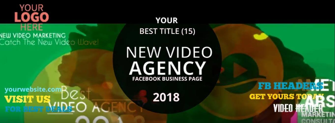 Facebook Video Headers