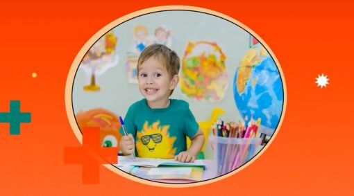 Kids Education Video Ad