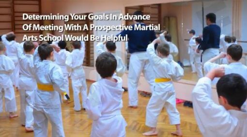 Martial Art School Commercial