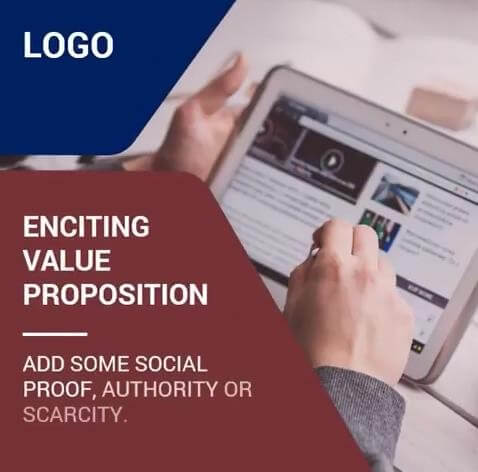 New Video Marketing Facebook Video Ad 2