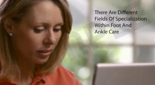 Podiatrist Commercial