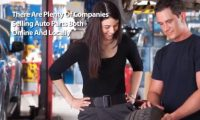 auto parts shop commercial